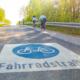 Neue Fahrradstraße zum Heimstettener See