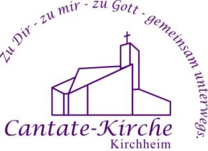 Logo der Cantate-Kirche