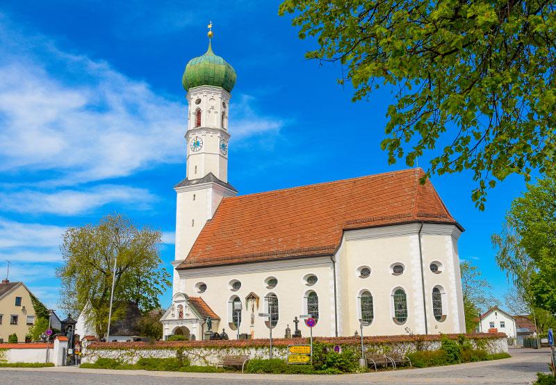St. Andreas Kirche Kirchheim