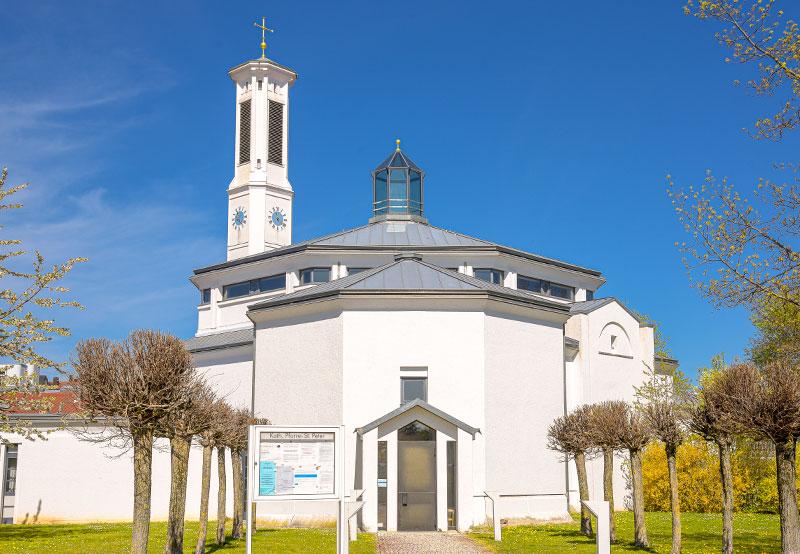 St. Peter Kirche in Heimstetten