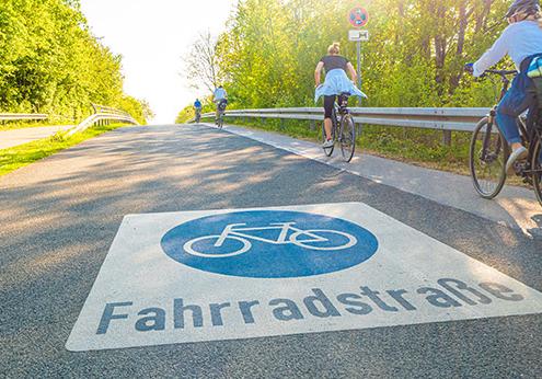 Fahrradfreundliches Kirchheim