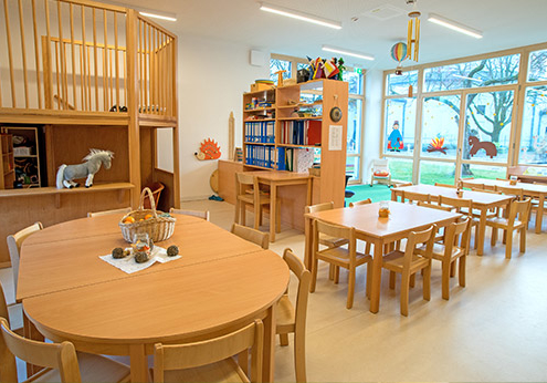Kinderbetreuung in Kirchheim