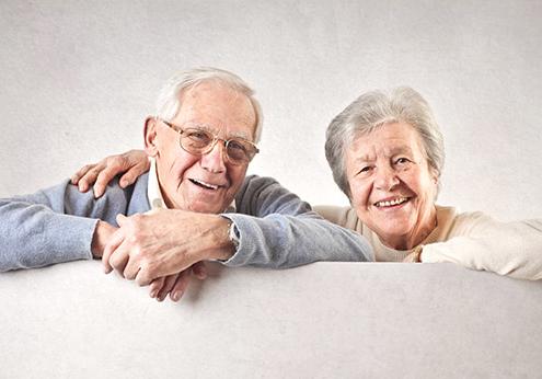 Rund um das Älter werden