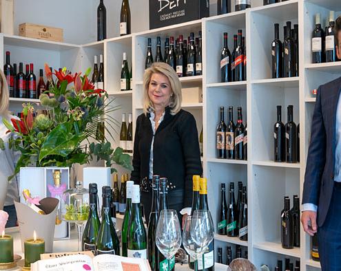 Winegallery - Neuer Weinladen in Heimstetten