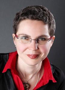 Deutschlehrerin Olga Haunolder