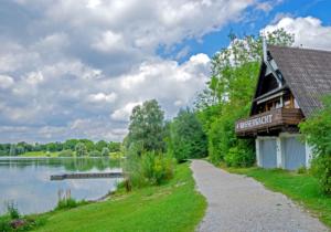 Wasserwacht am Heimstettener See