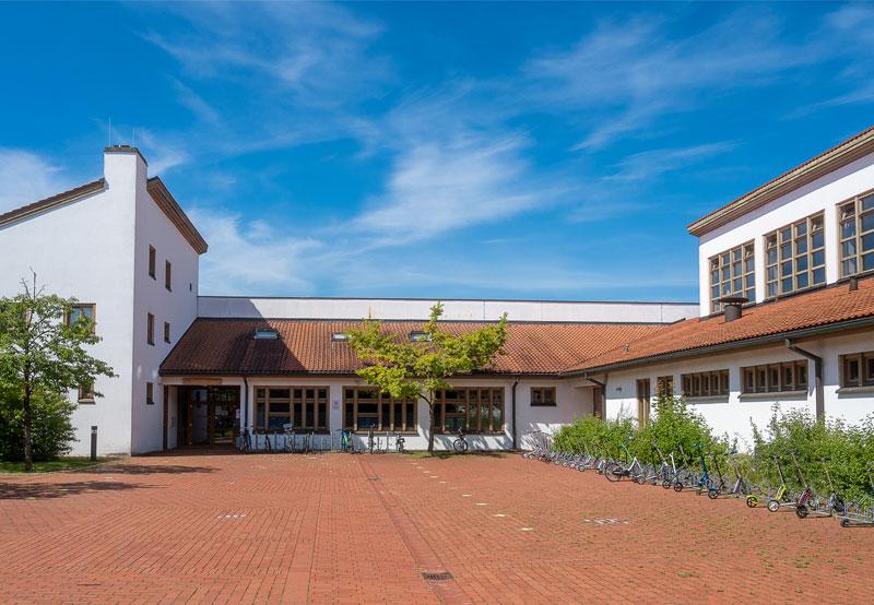 Silva-Grundschule. Foto: Franz-Josef Seidl