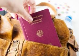 Infos zum Reisepass