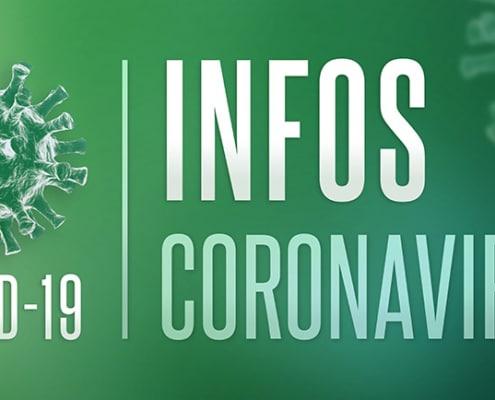 Informationen zum Coronavirus. Foto: ©stock.adobe.com - JeromeCronenberger