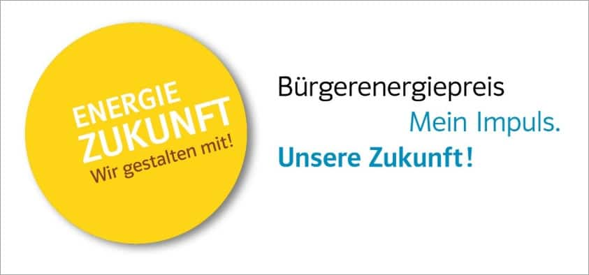 Bürgerenergiepreis des Bayernwerks