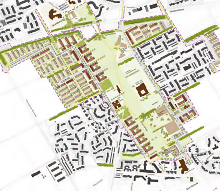 Planung Kirchheim 2030