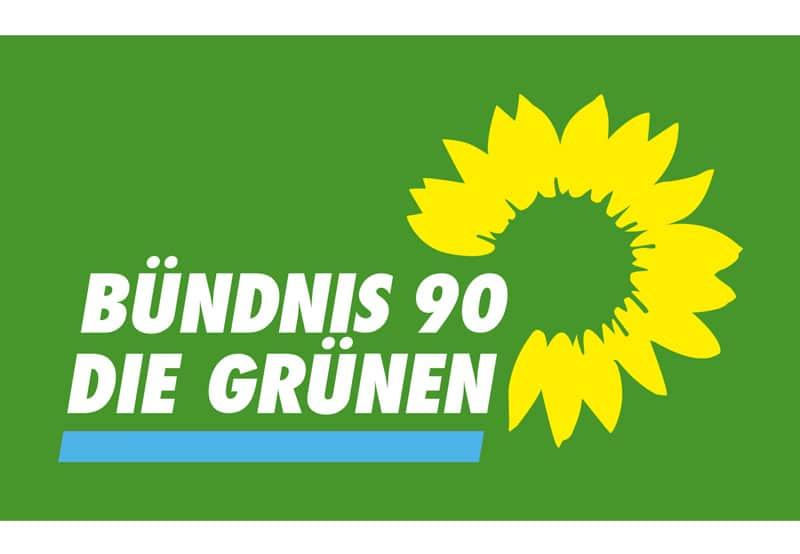 Logo: Bündnis 90 - Die Grünen