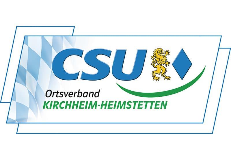 Logo: CSU Ortsverband Kirchheim-Heimstetten