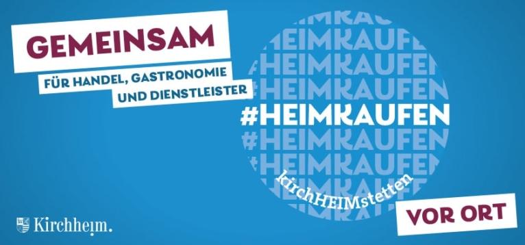 Foto: Aktion #HEIMKAUFEN