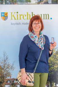 Geehrtes ehemaliges Mitglied im Gemeinderat: Monika Kutsch-Siegel