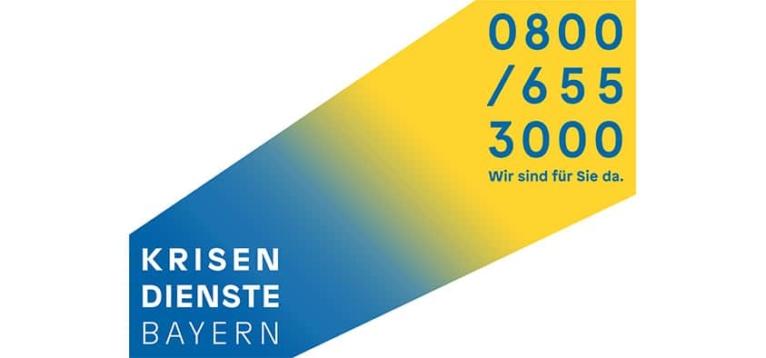 Logo: Krisendienste Bayern