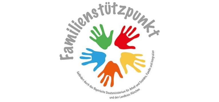 Logo: Familienstützpunkt Caritas München